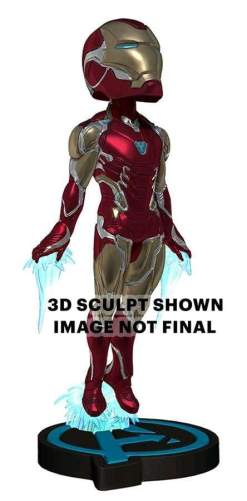 Image Avengers 4: Endgame - Iron Man Head Knocker