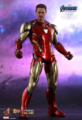 "Image Avengers 4: Endgame - Iron Man Mark LXXXV 12"" 1:6 Scale Action Figure"