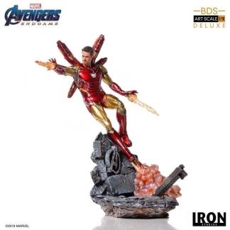Image Avengers 4: Endgame - Iron Man Mark LXXXV Deluxe 1:10 Scale Statue