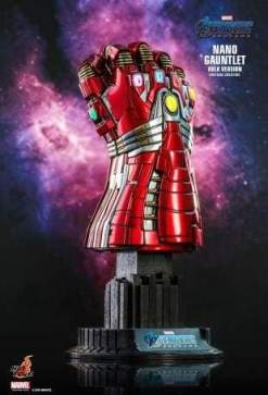 Image Avengers 4: Endgame - Nano Gauntlet (Hulk Version) 1:4 Scale Replica
