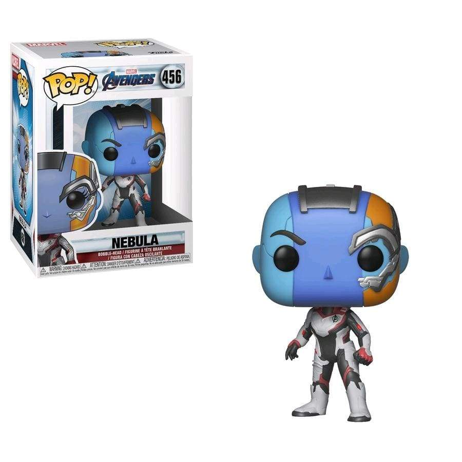 Avengers 4: Endgame – Nebula (Team Suit) Pop! Vinyl