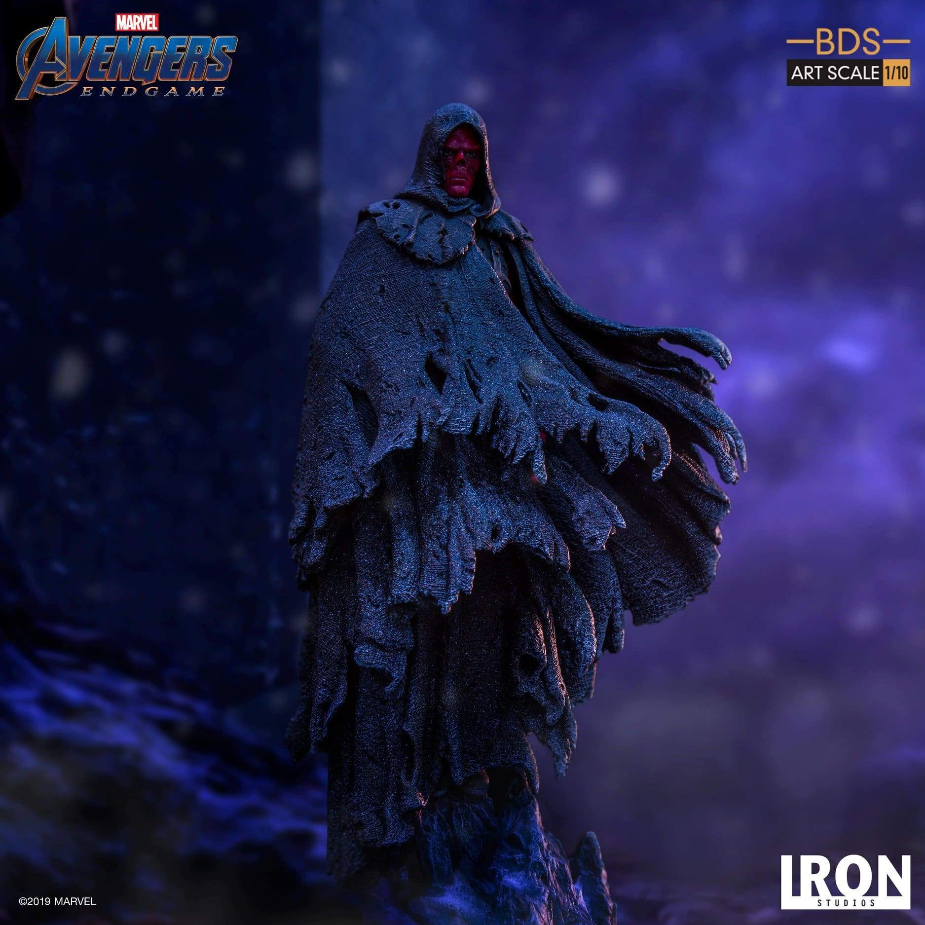 Avengers 4: Endgame – Red Skull 1/10th Scale Statue