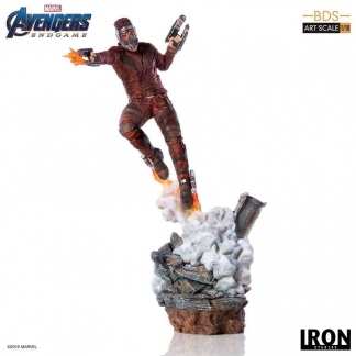 Image Avengers 4: Endgame - Star-Lord 1:10 Scale Statue