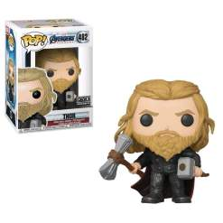 Image Avengers 4: Endgame - Thor with Weapons Pop! Vinyl