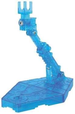 Image Bandai Action Base 2 Display Stand (Clear Blue)