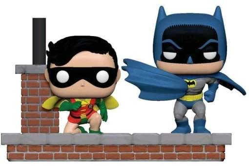 Image Batman (1966) - Look Batman & Robin Comic Moments Pop! Vinyl