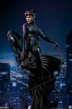 Image Batman - Catwoman Premium Format 1:4 Scale Statue