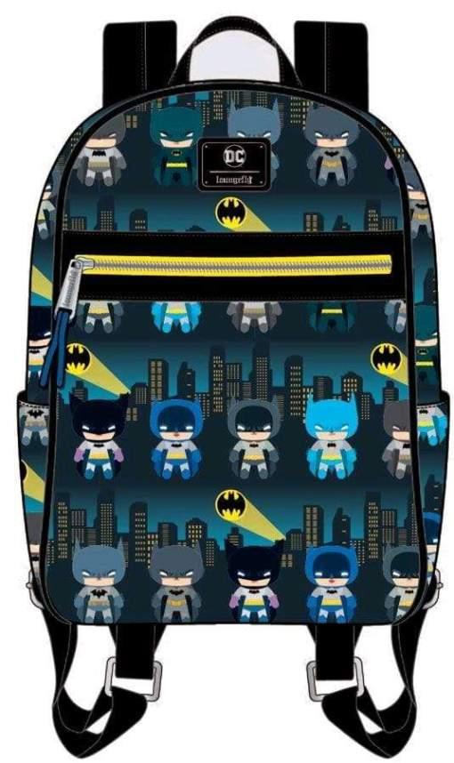 Image Batman - Gotham City Chibi Print Mini Backpack