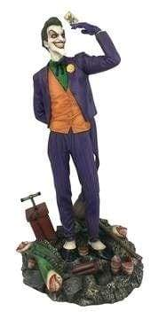 Image Batman - Joker Comic DC Gallery PVC Statue