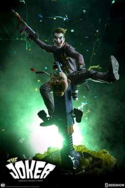 Image Batman - Joker Premium Format 1:4 Scale Statue