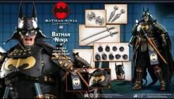 """Image Batman - Ninja (War Version) Deluxe 12"""" 1:6 Scale Action Figure"""