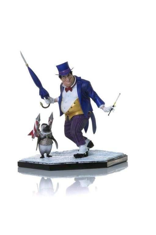 Image Batman - Penguin 1:10 Scale Statue