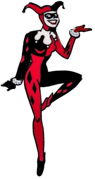 Image Batman: The Animated Series - Harley Quinn Enamel Pin