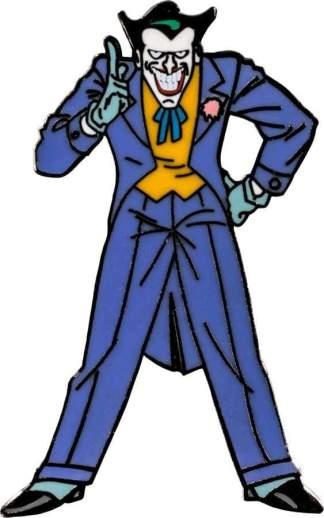 Image Batman: The Animated Series - The Joker Enamel Pin