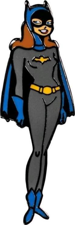 Image Batman:The Animated Series - Batgirl Enamel Pin