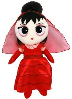 "Image Beetlejuice - Lydia Red Dress US Exclusive 12"" Plush [RS]"