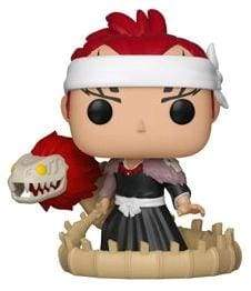 Image Bleach - Renji with Bankai Sword US Exclusive Pop! Vinyl [RS]