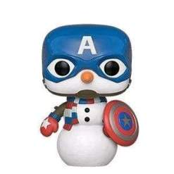 Image Captain America - Captain America Holiday Pop! Vinyl