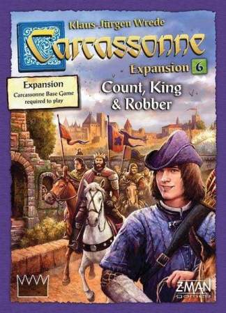 Image Carcassonne: Count