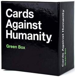 Image Cards Against Humanity Green Box