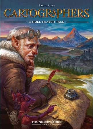 Image Cartographers - A Roll Player Tale