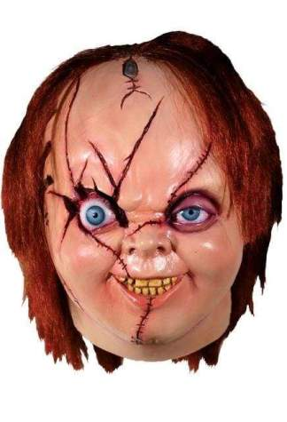 Image Child's Play 2 - Chucky Version 2 Mask