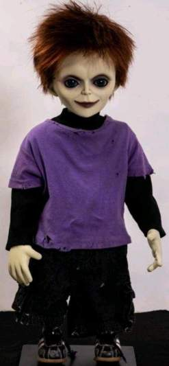 Image Child's Play 5: Seed of Chucky - Glen 1:1 Doll