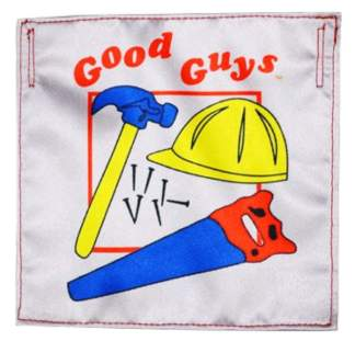 Image Child's Play - Good Guys Bib