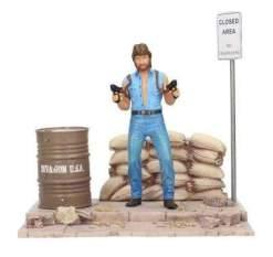 "Image Chuck Norris - Matt Hunter 7"" Diorama"