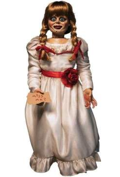 Image Conjuring - Annabelle 1:1 Replica Doll