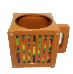 Image Crash Team Racing - Wumpa Fruit Crate Mug