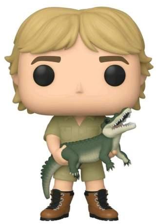 Image Crocodile Hunter - Steve Irwin Pop! Vinyl Figure (1 in 6 Chance Of Chase)
