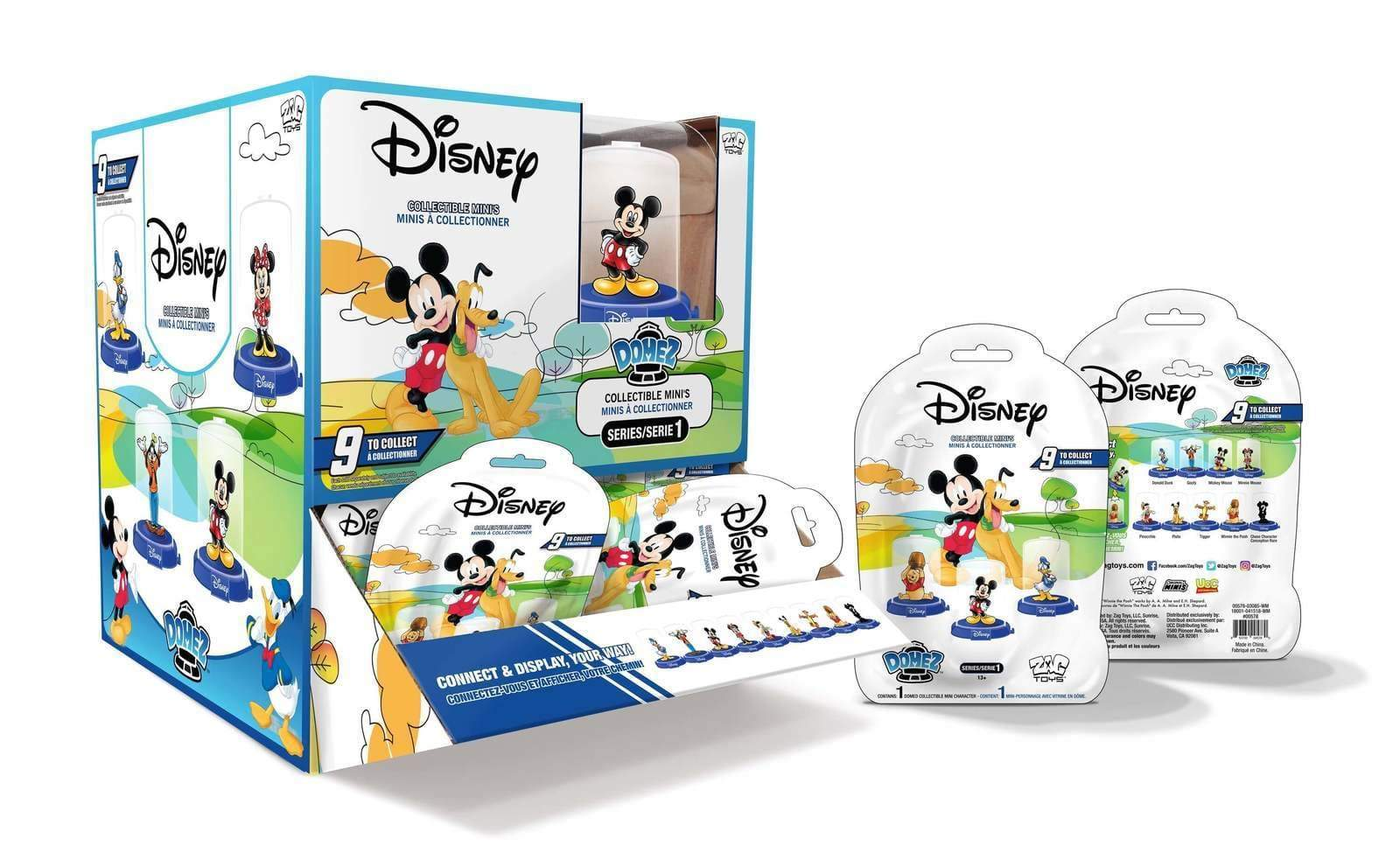 DOMEZ – Disney Classic Series 1