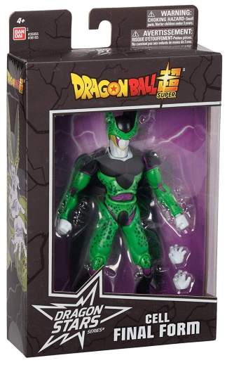 Image DRAGON BALL SUPER - DS PERFECT CELL FIGURE - DRAGON STARS SERIES - AA