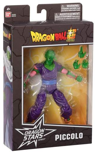 Image DRAGON BALL SUPER - DS PICCOLO FIGURE - DRAGON STARS SERIES - Z