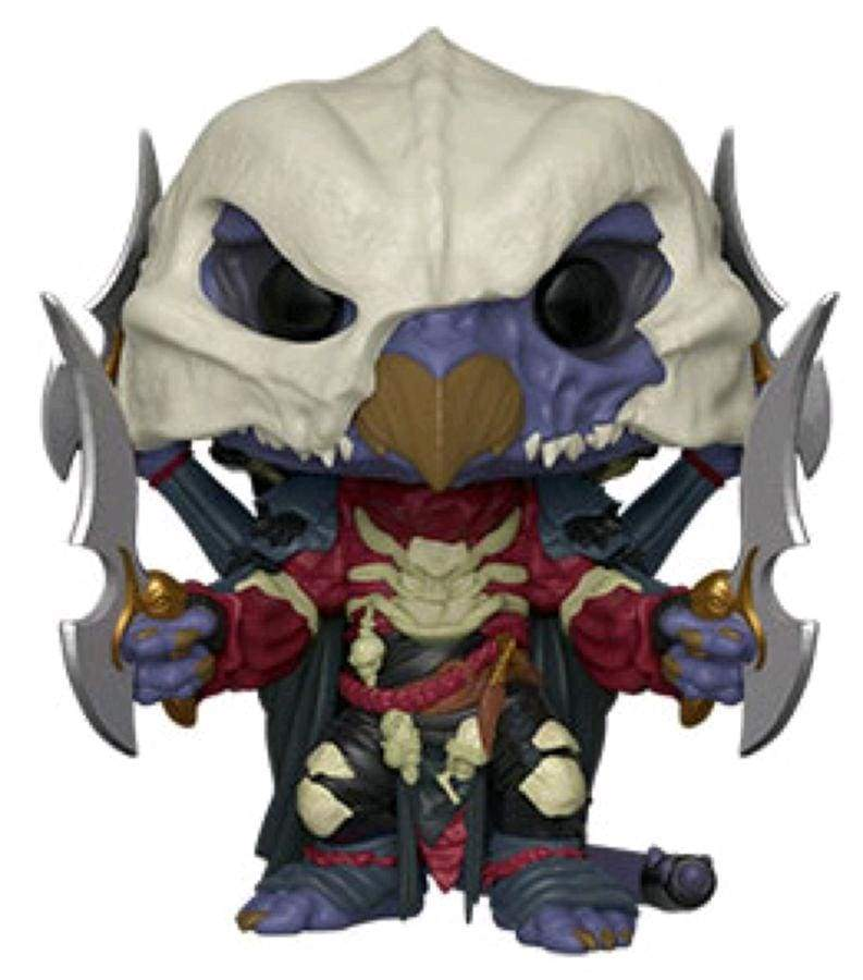 Image Dark Crystal: Age of Resistance - Hunter Skeksis Pop! Vinyl