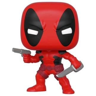 Image Deadpool - First Appearance Marvel 80th Anniversary Pop! Vinyl