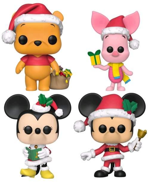 Image Disney Holiday Pre-Order Pop! Bundle (Set of 4)