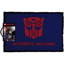 Image Doormat - Transformers Autobots Welcome