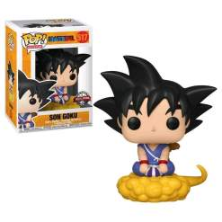 Image Dragon Ball - Son Goku Pop! Vinyl [RS]