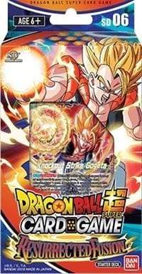 Image Dragon Ball Super Card Game Miraculous Revival Resurrected Fusion