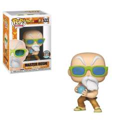Image Dragon Ball Super - Master Roshi (Max Power) Specialty Series Exclusive Pop! Vinyl