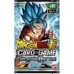 Image Dragon Ball Super TCG Galactic Battle Booster