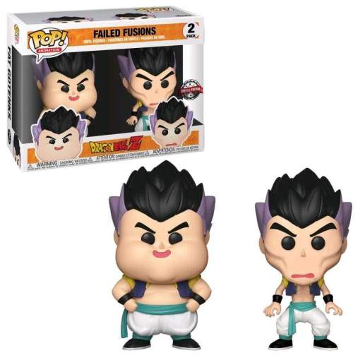 Image Dragon Ball Z - Failed Fusion Pop! 2pk RS