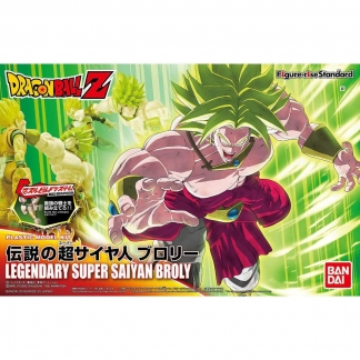 Image Dragon Ball Z - Legendary Super Saiyan Broly Figure-Rise Standard Model Kit
