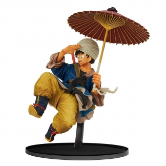 Image Dragon Ball Z - World Colosseum 2 (Vol. 5) Son Goku Figure (Normal Colour Ver)