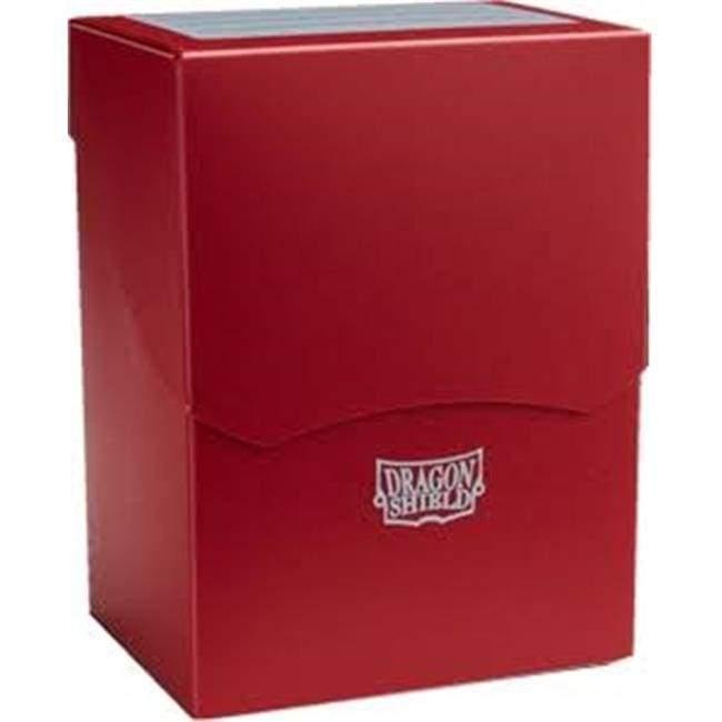 Dragon Shield Deck Shell Red