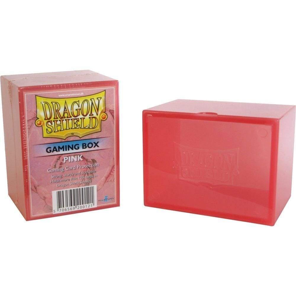 Image Dragon Shield Deck Strong Box Pink