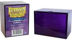 Image Dragon Shield Deck Strong Box Purple