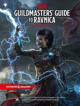 Image Dungeons & Dragons Guildmasters Guide to Ravnica